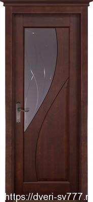 Дверь Даяна ольха МАХАГОН