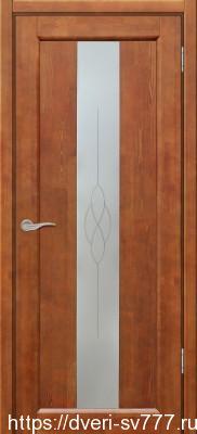 Дверь Соната ОРЕХ ЗОЛОТИСТЫЙ ПОС