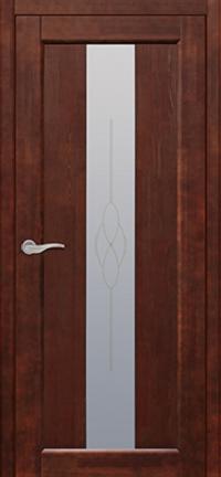 Дверь Соната ОРЕХ ТЕМНЫЙ ПОС