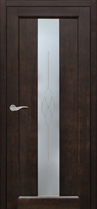 Дверь Соната ВЕНГЕ ПОС