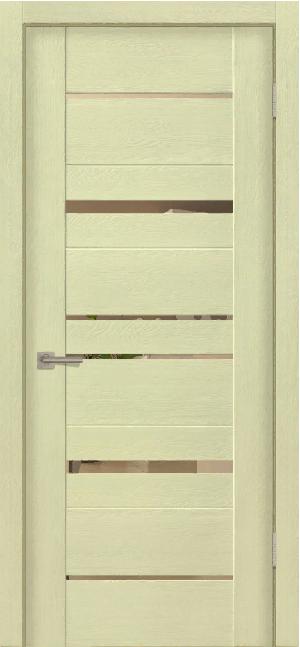Дверь Mistral 5B, софт капучино