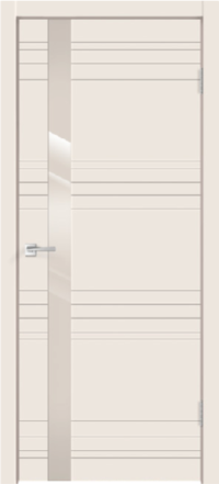 Дверь Scandi N Z1, слоновая кость