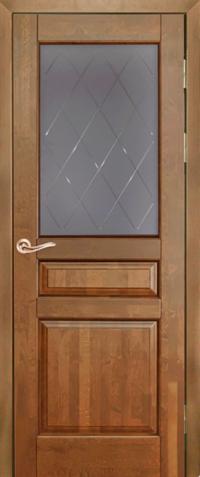 Дверь Валенсия ольха ОРЕХ АНТИЧНЫЙ