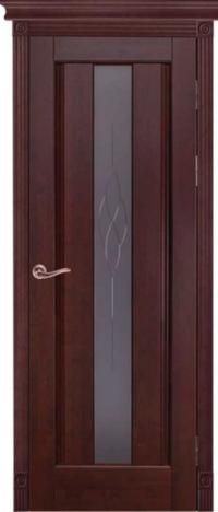Дверь Версаль нью ольха МАХАГОН