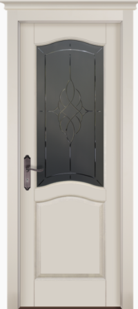 Дверь Лео ольха СЛОНОВАЯ КОСТЬ