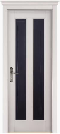 Дверь Соренто ольха БЕЛАЯ ЭМАЛЬ