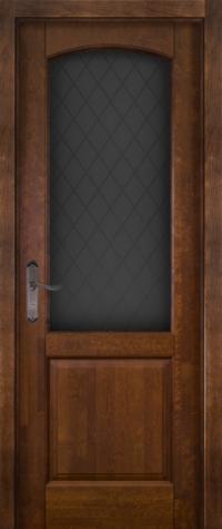 Дверь Фоборг ольха АНТИЧНЫЙ ОРЕХ