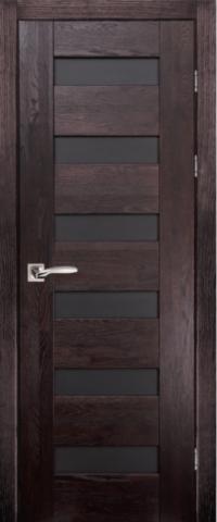 Дверь Хай-Тек № 1 дуб структур. ВЕНГЕ