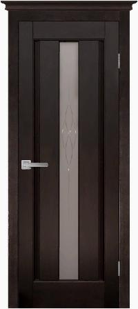 Дверь Версаль нью структур. ВЕНГЕ