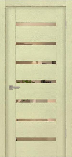 Дверь Mistral 2B, софт капучино