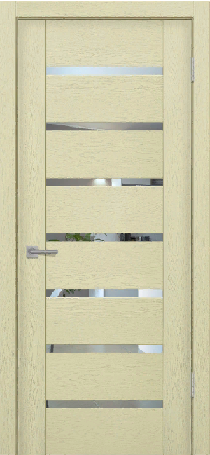 Дверь Mistral 2Z, ясень патина