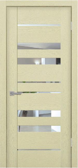 Дверь Mistral 6Z, ясень патина
