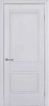 Дверь Dominik, белый матовый ПГ