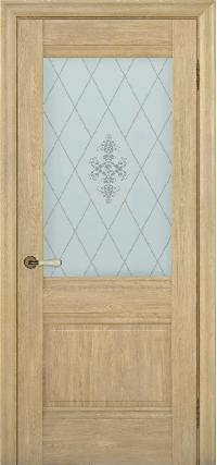 Дверь Dominik, дуб натуральный ПО