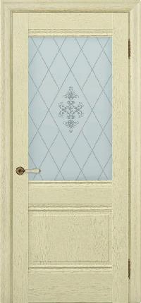 Дверь Dominik, ясень патина ПО