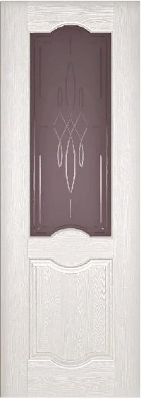 Дверь Ферара структур. БЕЛАЯ ЭМАЛЬ