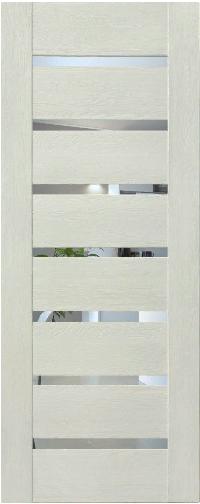 Дверь Mistral 2Z, софт белый