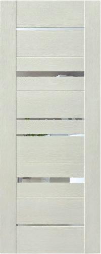 Дверь Mistral 5Z, софт белый