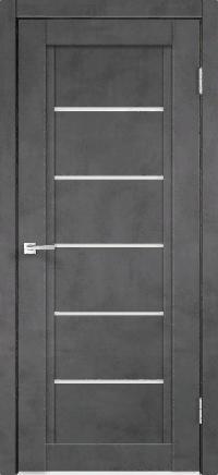 Дверь Schlager Paris, лофт темный