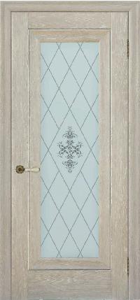 Дверь Pascal 1, дуб седой ПО