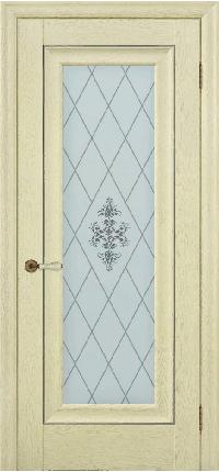 Дверь Pascal 1, ясень патина ПО