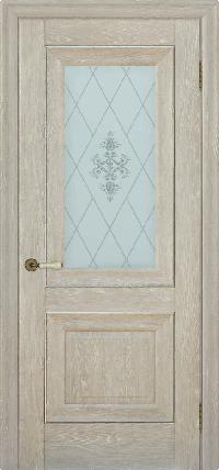 Дверь Pascal 2, дуб седой ПО