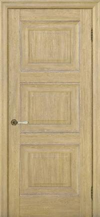 Дверь Pascal 3, дуб натуральный ПГ