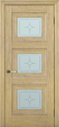 Дверь Pascal 3, дуб натуральный ПО