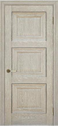 Дверь Pascal 3, дуб седой ПГ