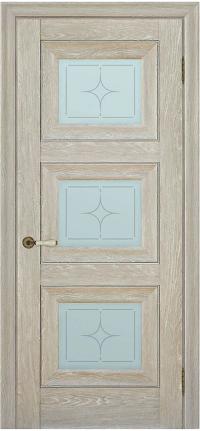 Дверь Pascal 3, дуб седой ПО