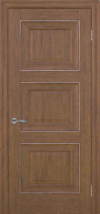 Дверь Pascal 3, каштан ПГ