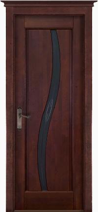 Дверь Соло структур. АНТИЧНЫЙ ОРЕХ