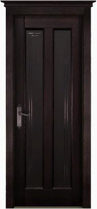 Дверь Соренто структур. АНТИЧНЫЙ ОРЕХ