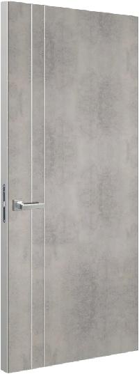 Дверь Schlager Tokyo М2, лофт светлый