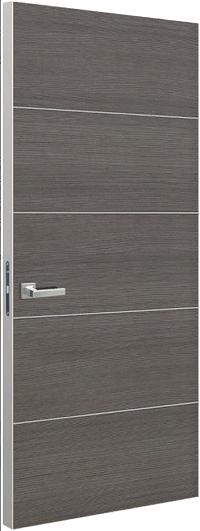 Дверь Schlager Tokyo М4, дуб серый