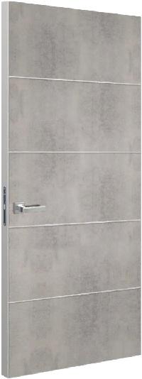Дверь Schlager Tokyo М4, лофт светлый