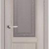 Дверь Аристократ № 2 ольха БЕЛАЯ ЭМАЛЬ