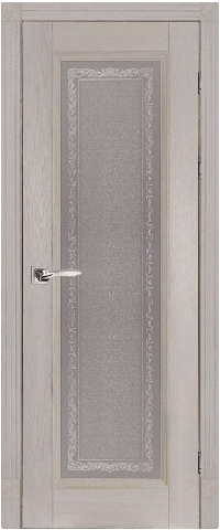 Дверь Аристократ № 5 ольха ГРЕЙ