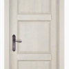 Дверь Турин ольха БЕЛАЯ ЭМАЛЬ