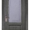 Дверь Аристократ № 2 ольха МАХАГОН