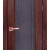 Дверь Аристократ № 5 ольха АНТИЧНЫЙ ОРЕХ