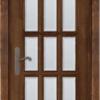 Дверь Лондон-2 ольха АНТИЧНЫЙ ОРЕХ