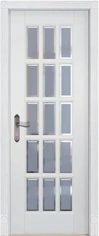 Дверь Лондон-2 ольха БЕЛАЯ ЭМАЛЬ