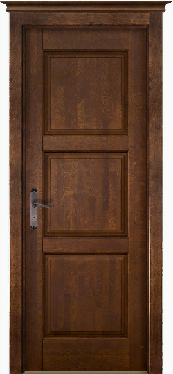 Дверь Турин ольха ВЕНГЕ