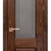 Дверь Классика № 2 дуб структур. МАХАГОН