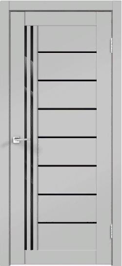 Дверь X-LINE 2 эмалит серый