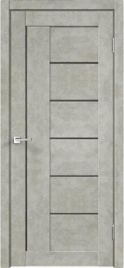 Дверь LOFT 3 бетон светлый