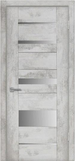 Дверь Mistral 7S, лофт светлый