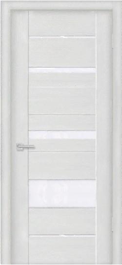 Дверь Mistral 7W, софт белый