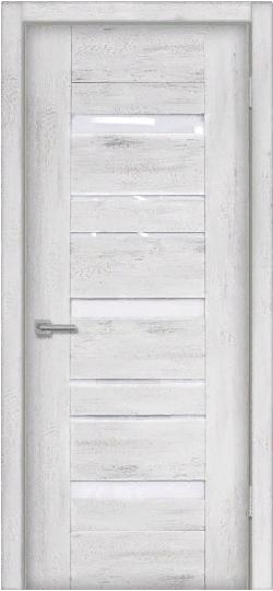 Дверь Mistral 8W, дуб трэвис
